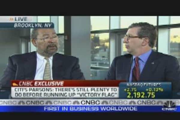 Parsons, Rudin on Banks