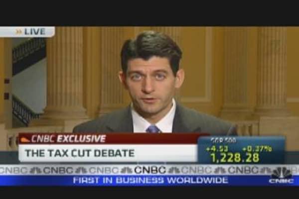 Rep. Paul Ryan on Tax-Cut Proposal