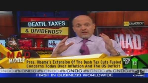 Death, Taxes & Dividends?