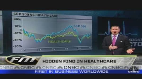 Hidden Find in Healthcare