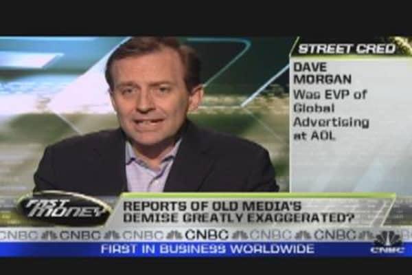 Old Media Not Dead