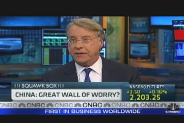Investing Behind the Great Wall