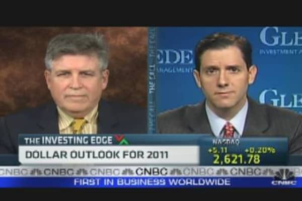 Dollar Outlook for 2011
