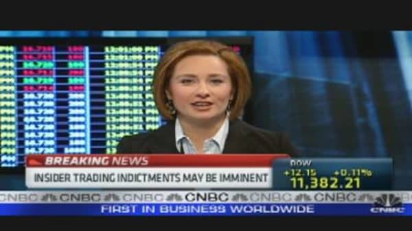 Insider Trading Indictments Imminent