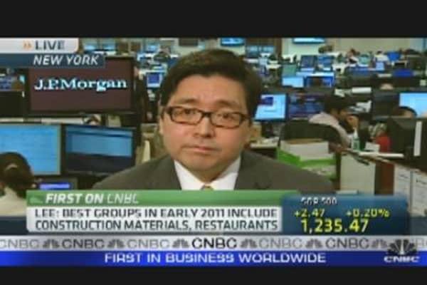 JPMorgan's 2011 Bullish Call