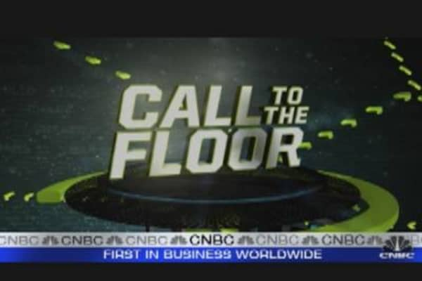 Call to the Floor: LSI Corp. CEO