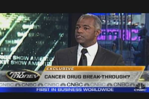 Call to the Floor: Cancer Breakthrough?
