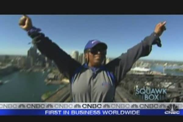 Oprah Takes On Australia