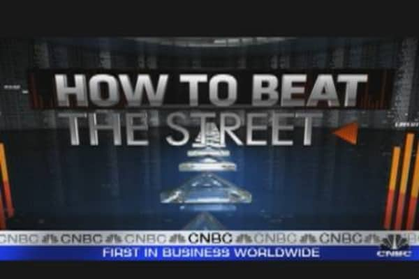 How to Beat the Street