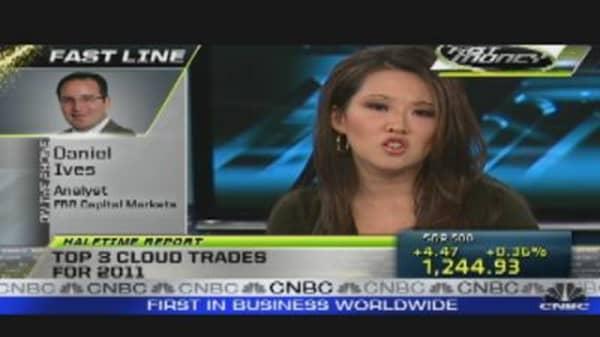 Top Three Cloud Trades
