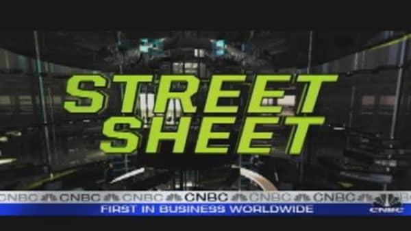 Street Sheet