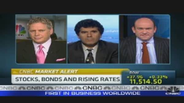Stocks, Bonds & Rising Rates