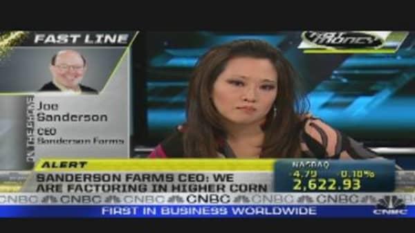 Call to the Floor: Sanderson Farms CEO
