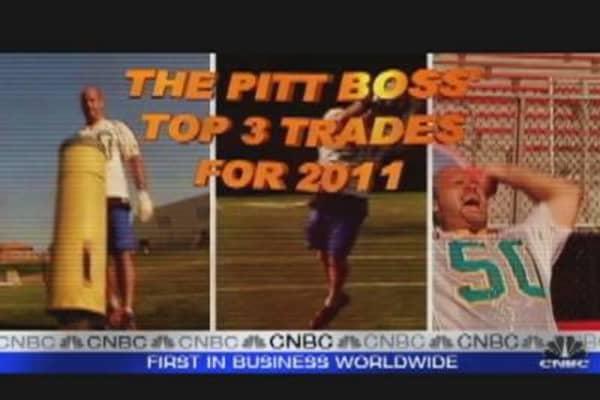 Trader Top Three Prediction