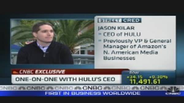 Streaming with Hulu's CEO