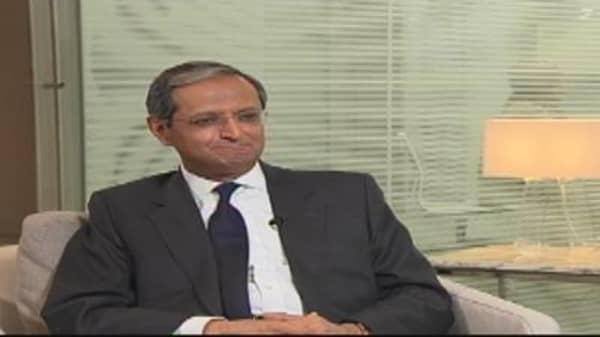 Citigroup CEO Vikram Pandit