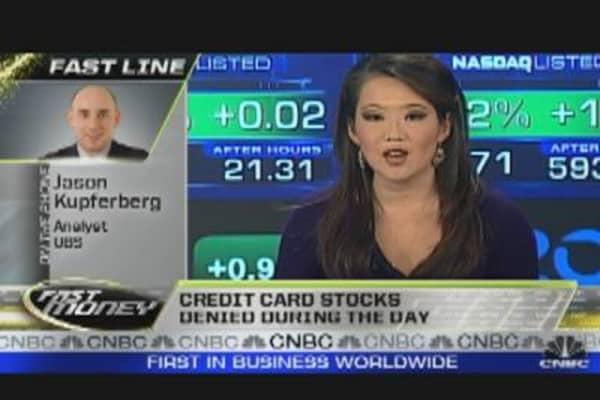 Analyze This: Mastercard/Visa