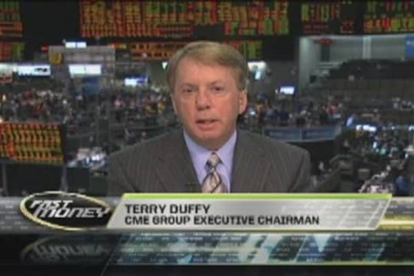 CEO Web Extra: Terry Duffy