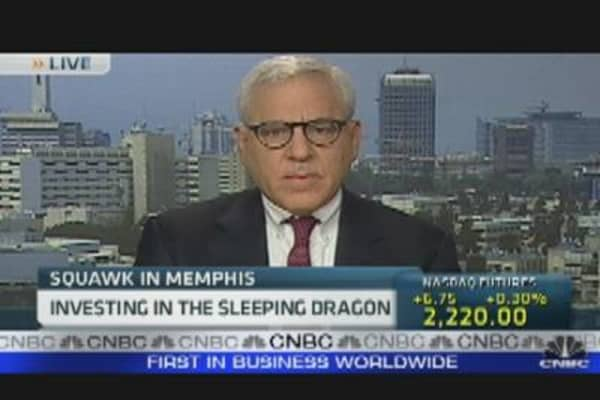 Investing in the Sleeping Dragon
