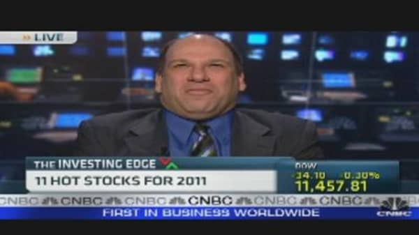 11 Stocks That Will Rock in 2011