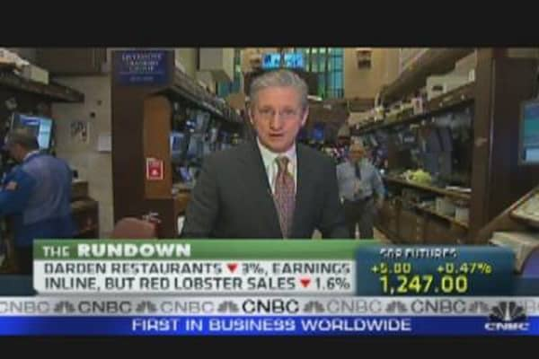 NYSE Morning Preview