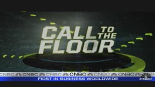 Call to the Floor: Molycorp CEO