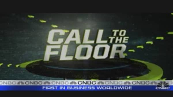 Call to the Floor