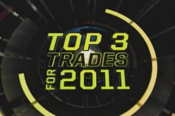 Top Trades for 2011
