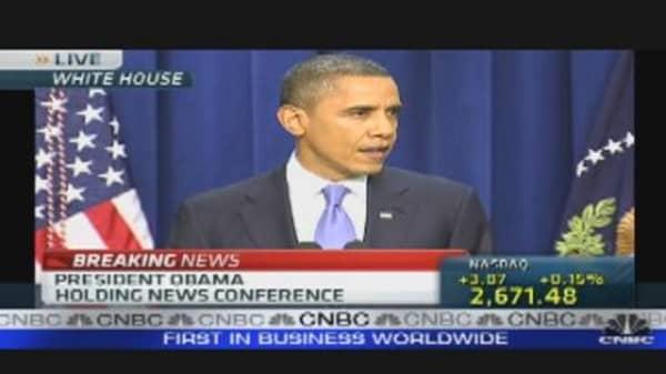 President Obama: Season of Progress