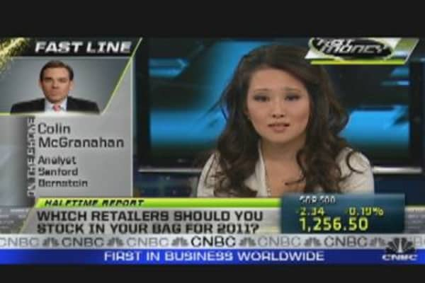 Top Retail Trades for 2011