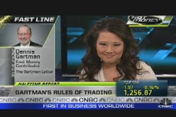 The Rules of Trading