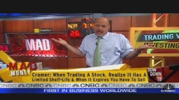 Trading vs. Investing