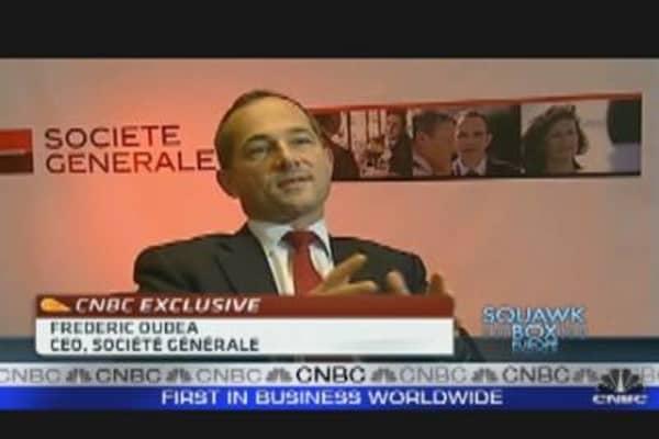 No Euro Zone Break Up: SocGen CEO