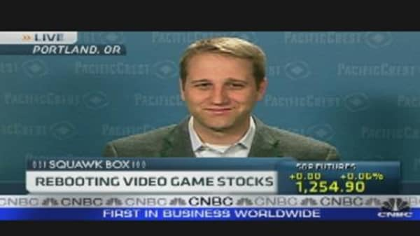 Rebooting Video Game Stocks