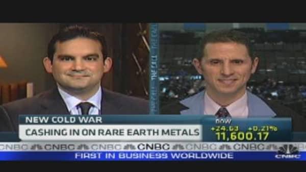 China Cuts Rare Earth Exports