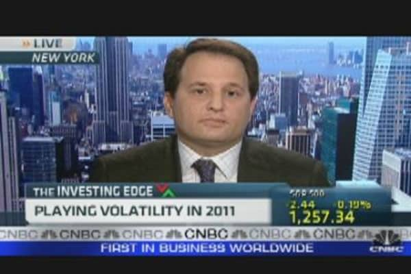 Preparing for 2011 Volatility