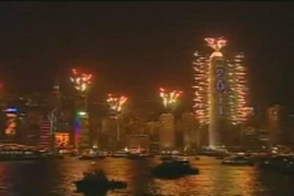 New Year Celebrations Around the Globe