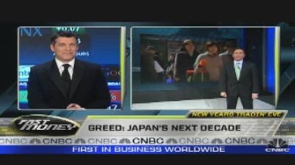Japan's Next Decade