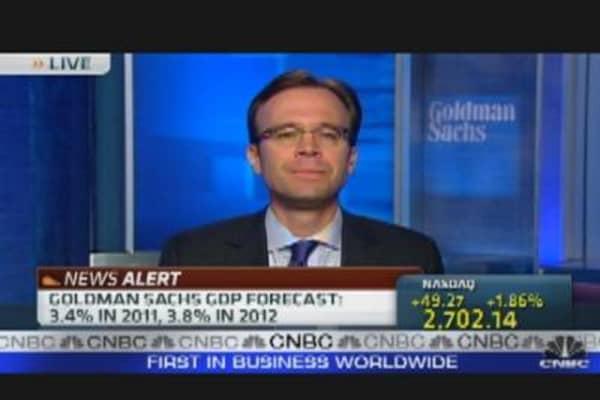 Goldman's Bullish Outlook