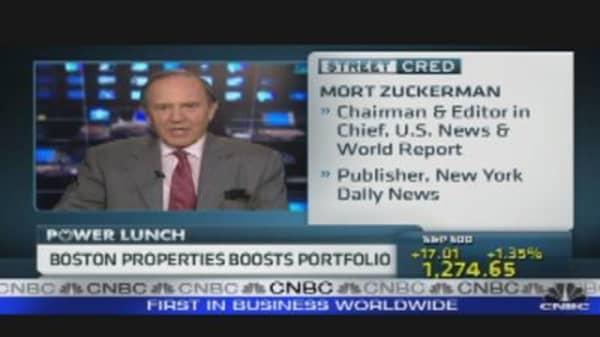 Boston Properties Boosts Portfolio