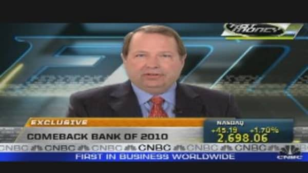 Huntington Bancshares: Comeback Bank of 2010