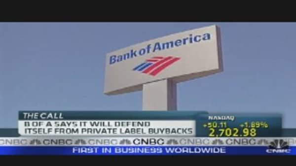 BofA's $3B Housing Hit