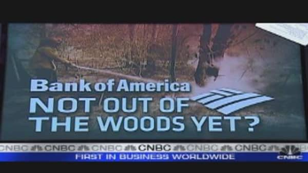 Bank of America: Out of the Woods?