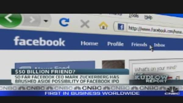 The Facebook Frenzy