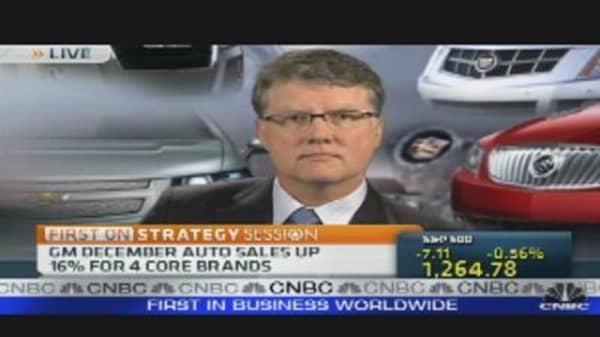 GM Turnaround Story: Just the Beginning?