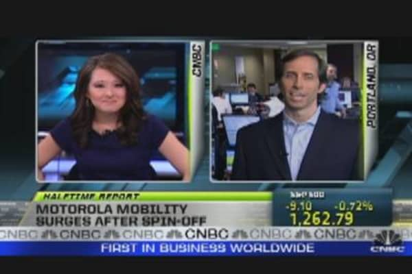 Auto Trades, Bank Bets & What's Next for Motorola