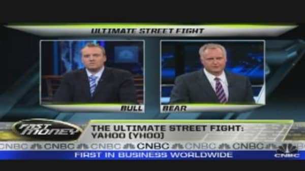 The Ultimate Street Fight