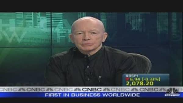 Mobius Reveals EM Investment Focus for 2011