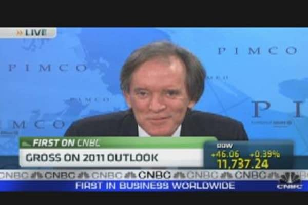 PIMCO's Gross Shares 2011 Outlook