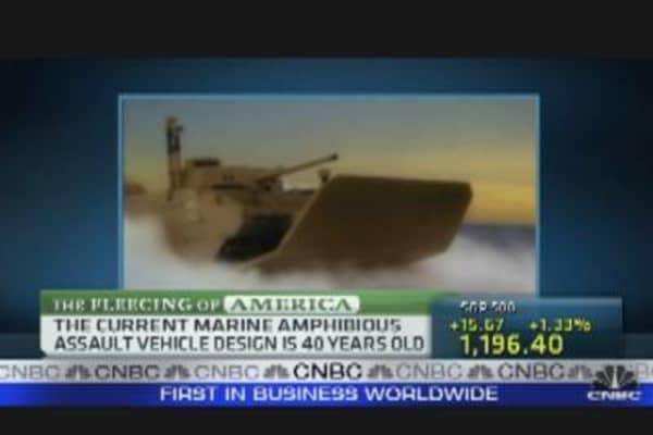 Defense Department's $15B Boat